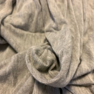 Tops - wrap shirt never worn / crop or covered